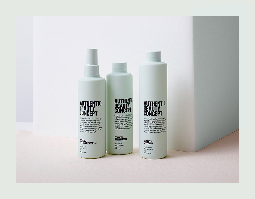 Amplify for fine hair